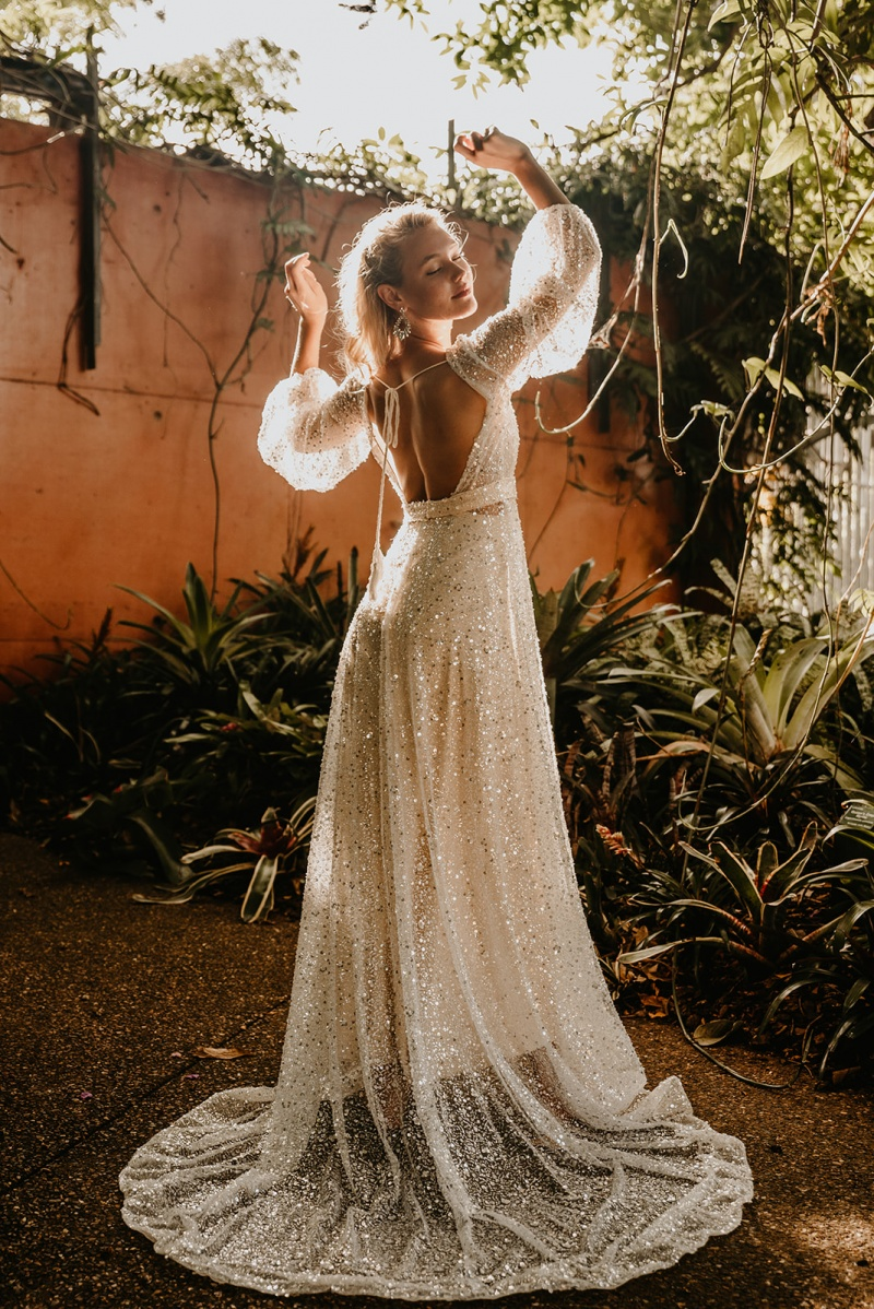 Bridal Gown Fashion Parade