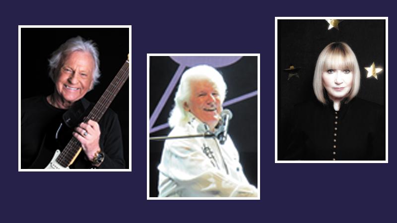 Three Legends in Concert